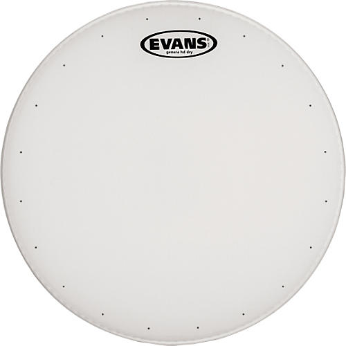 Evans Genera HD Dry Batter Coated Snare Head thumbnail