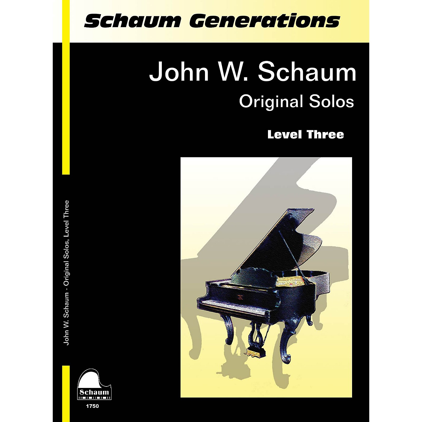 SCHAUM Generations: John W. Schaum Original Solos Educational Piano Series Softcover Composed by John W. Schaum thumbnail