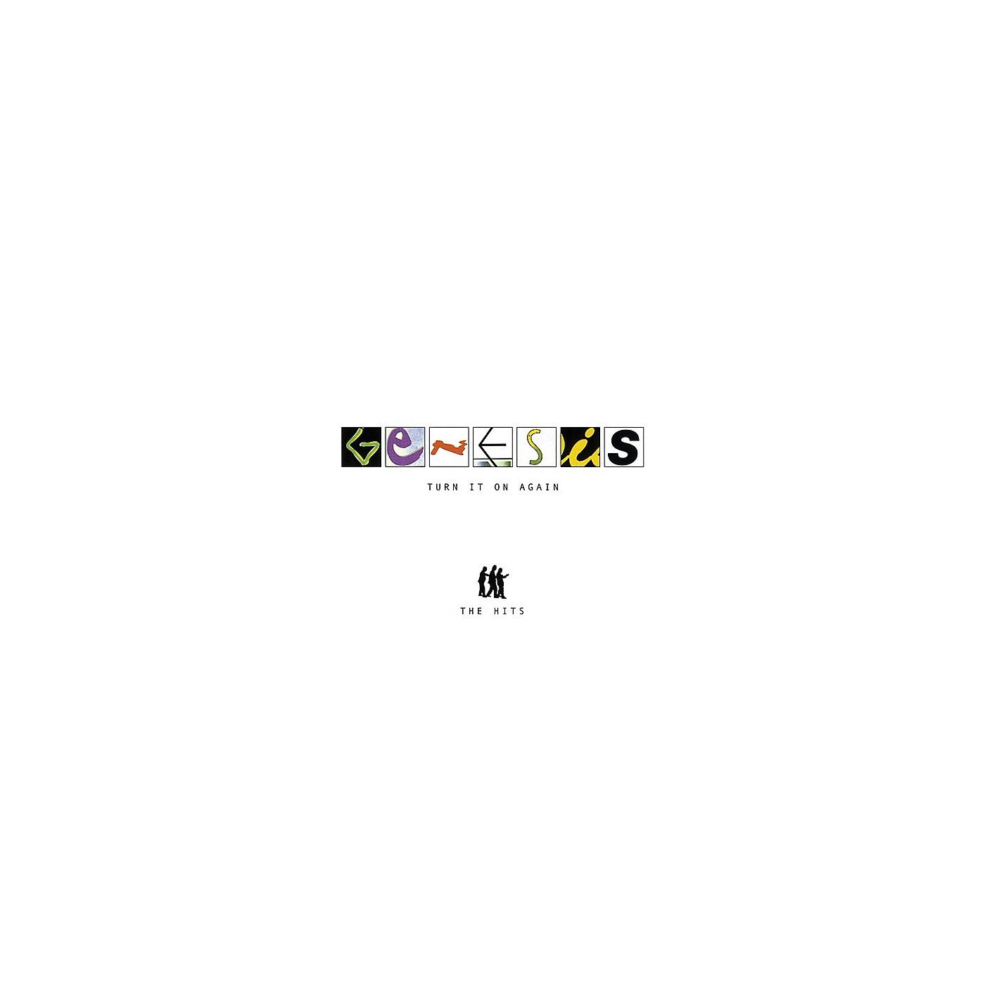 Alliance Genesis - Turn It on Again: The Hits (CD) thumbnail