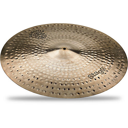 Stagg Genghis Series Medium Ride Cymbal thumbnail