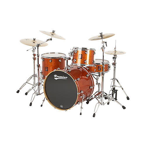 Premier Genista Maple Concert Master Ace 24 4-Piece Shell Pack thumbnail