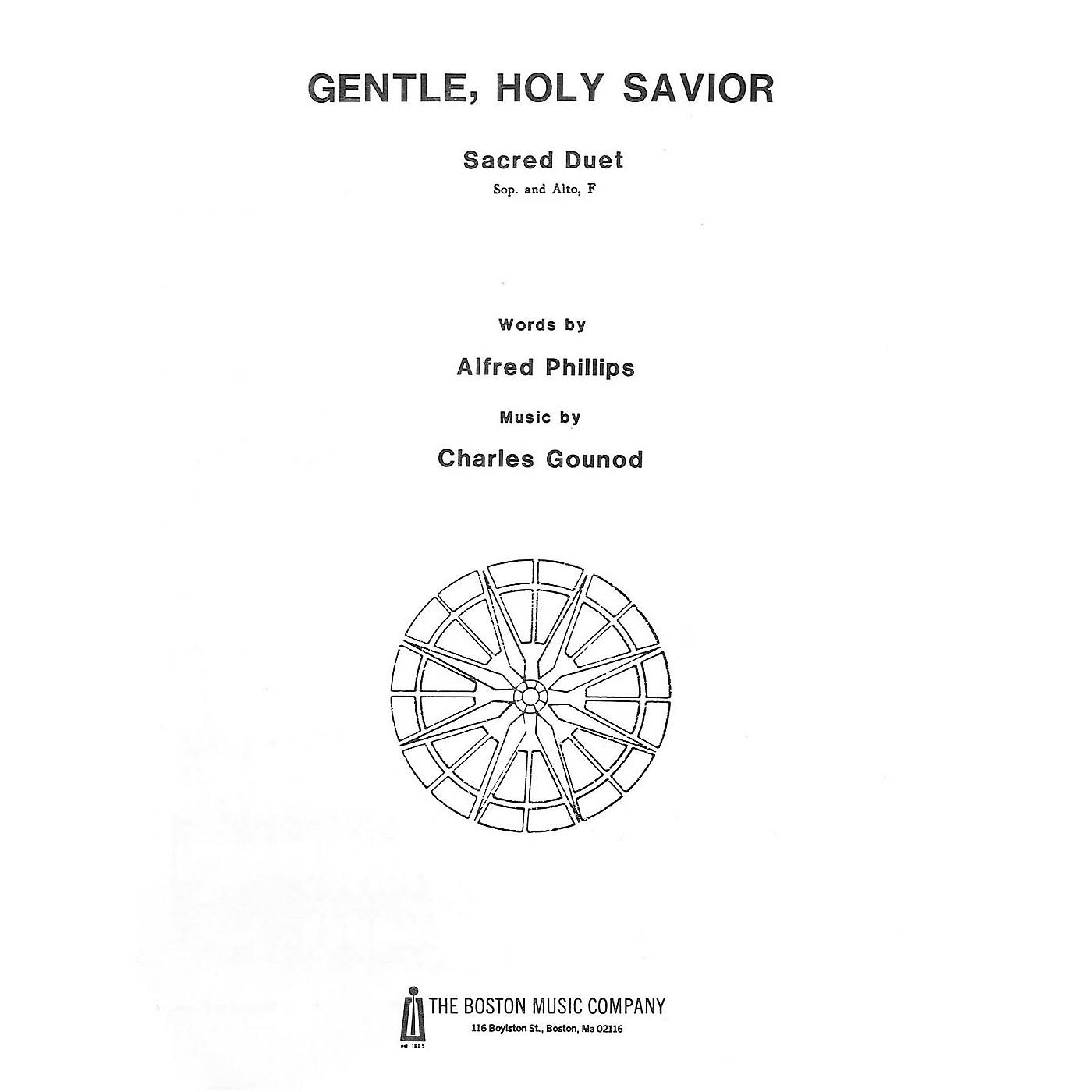 Music Sales Gentle Holy Savior SA thumbnail