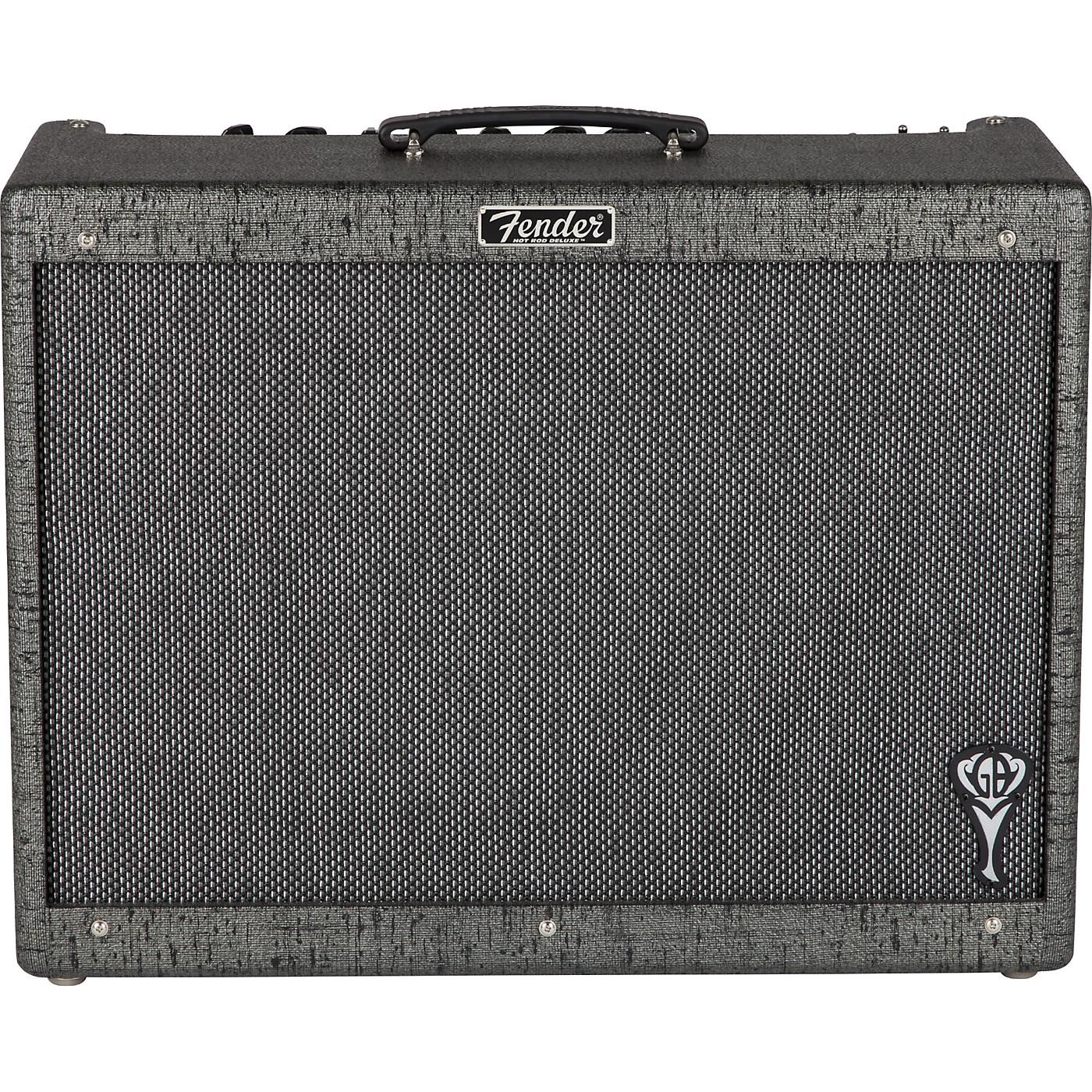 Fender George Benson Hot Rod Deluxe 40W Tube Guitar Combo Amp thumbnail