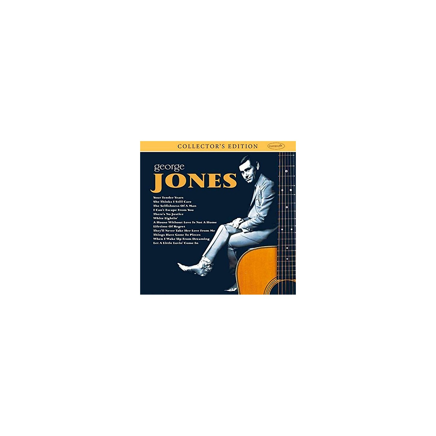 Alliance George Jones - Collector's Edition: George Jones thumbnail