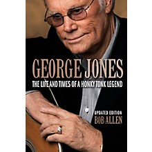 Backbeat Books George Jones Book Series Softcover Written by Bob Allen