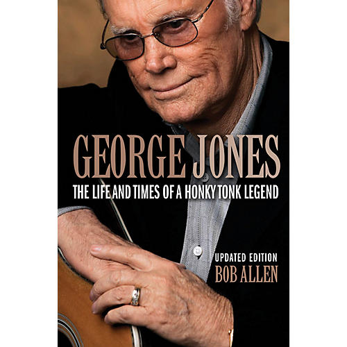 Backbeat Books George Jones Book Series Softcover Written by Bob Allen thumbnail
