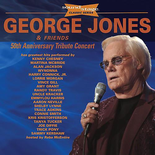 Alliance George Jones & Friends - 50th Anniversary Tribute Concert: Soundstage (CD) thumbnail