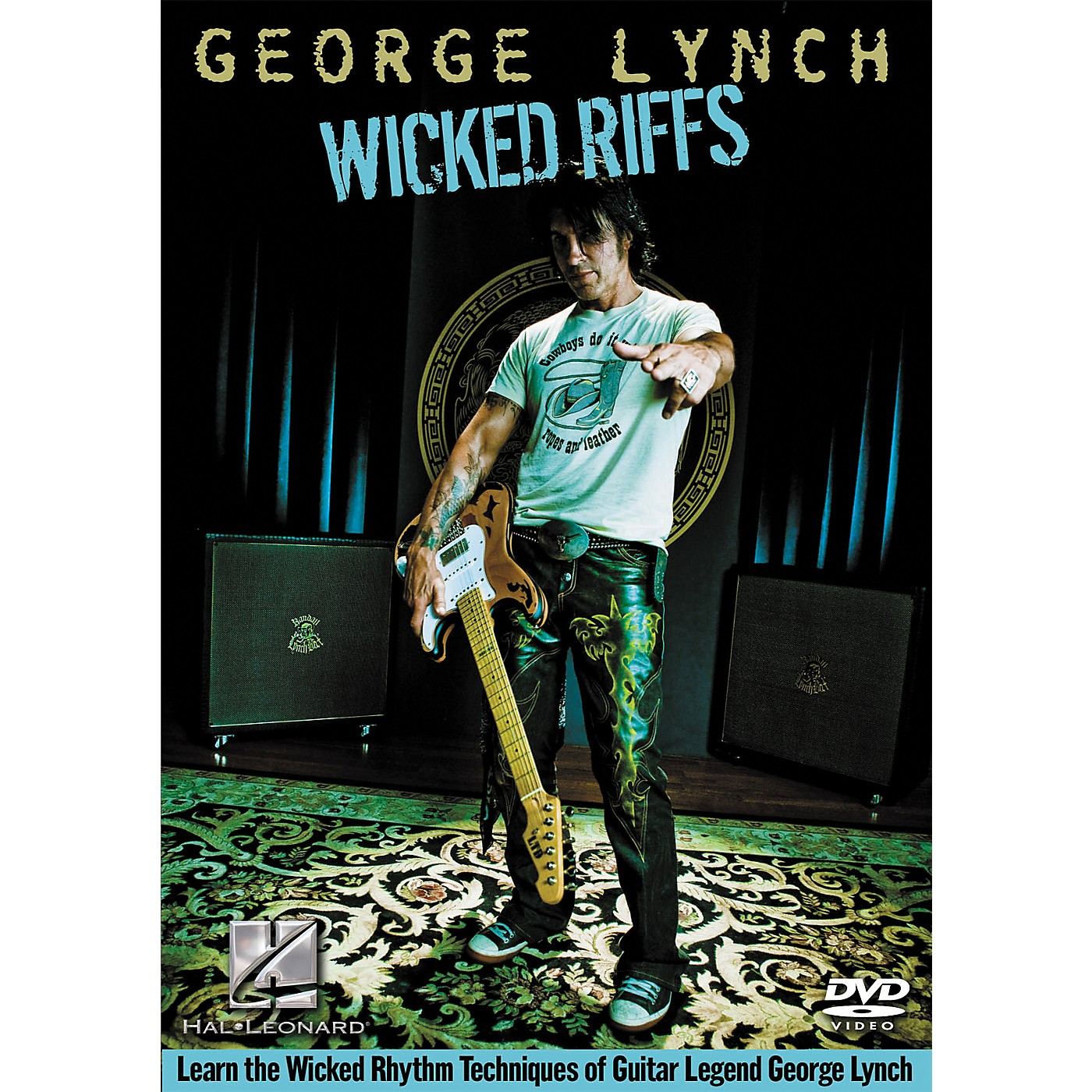 Hal Leonard George Lynch - Wicked Links DVD thumbnail