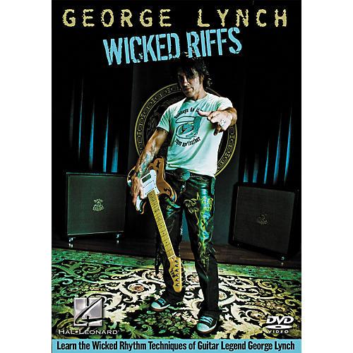 Hal Leonard George Lynch - Wicked Links DVD thumbnail