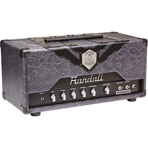Randall George Lynch Headhunter 50W Tube Guitar Amp Head-thumbnail