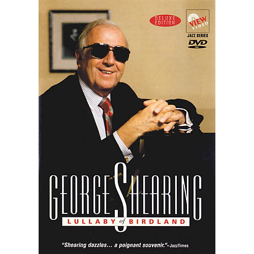 View Video George Shearing - Lullaby of Birdland DVD Series DVD Performed by George Shearing thumbnail