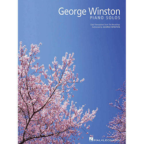Hal Leonard George Winston Piano Solos thumbnail