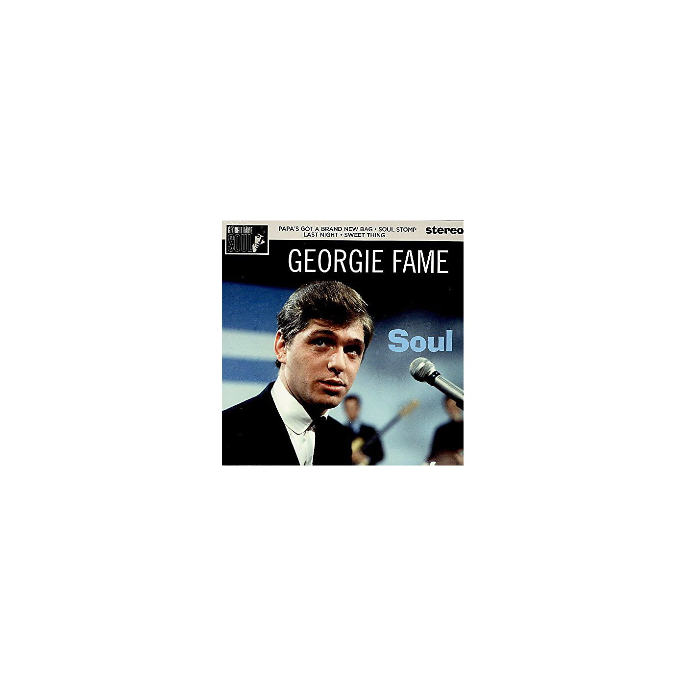Alliance Georgie Fame - Soul thumbnail