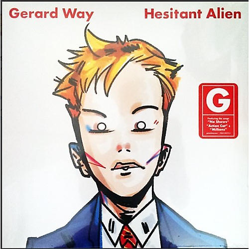 Alliance Gerard Way - Hesitant Alien thumbnail