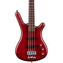Warwick German Pro Series Corvette Ash Passive 4-String Electric Bass Guitar