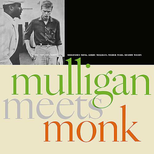 Alliance Gerry Mulligan - Mulligan Meets Monk thumbnail