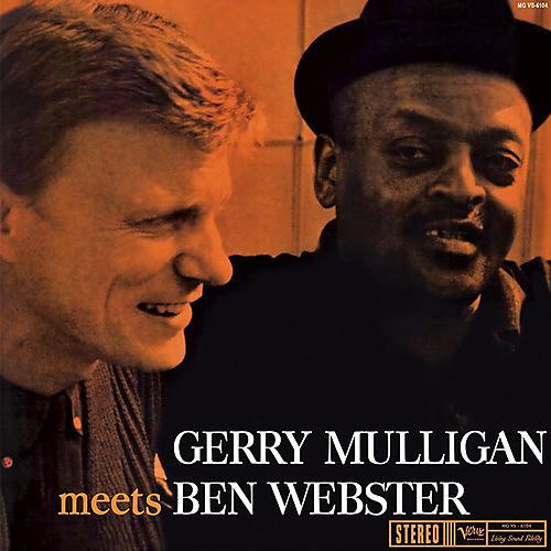 Alliance Gerry Mulligan Meets Ben Webster thumbnail