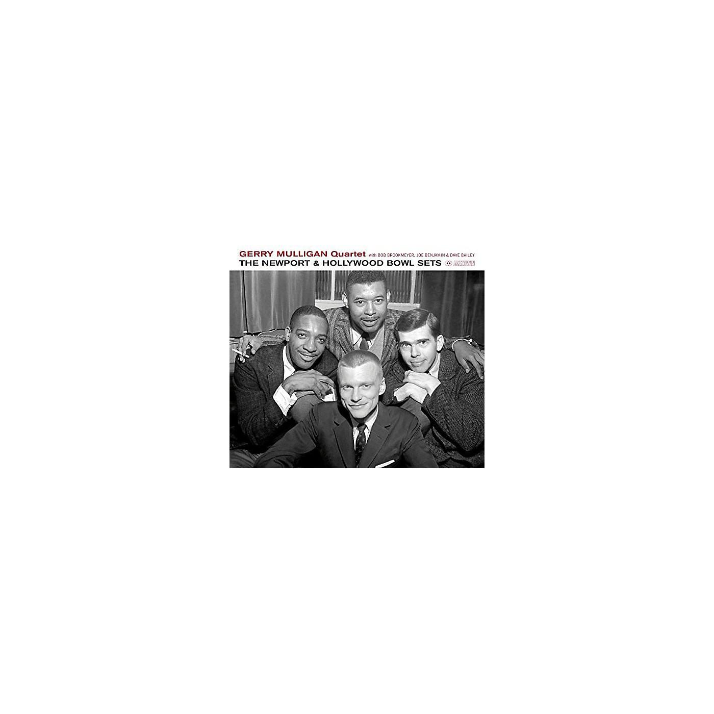 Alliance Gerry Mulligan Quartet - Newport & Hollywood Bowl Sets thumbnail
