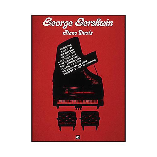 Hal Leonard Gershwin, George Piano Duets thumbnail