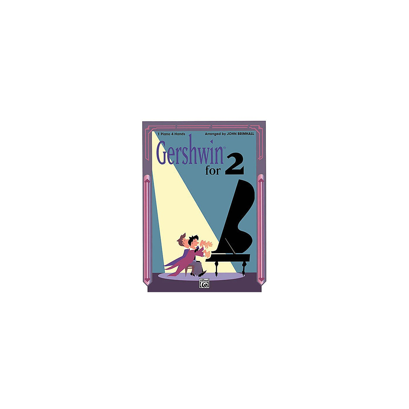 Alfred Gershwin for 2 Duet Piano Education Series Softcover thumbnail