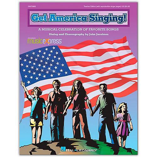 Hal Leonard Get America Singing! Classroom Kit thumbnail