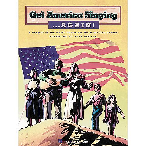 Hal Leonard Get America Singing...Again! - Singer's 10-Pak thumbnail