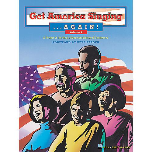 Hal Leonard Get America Singing...Again! Volume 2, Singer 10-Pack thumbnail