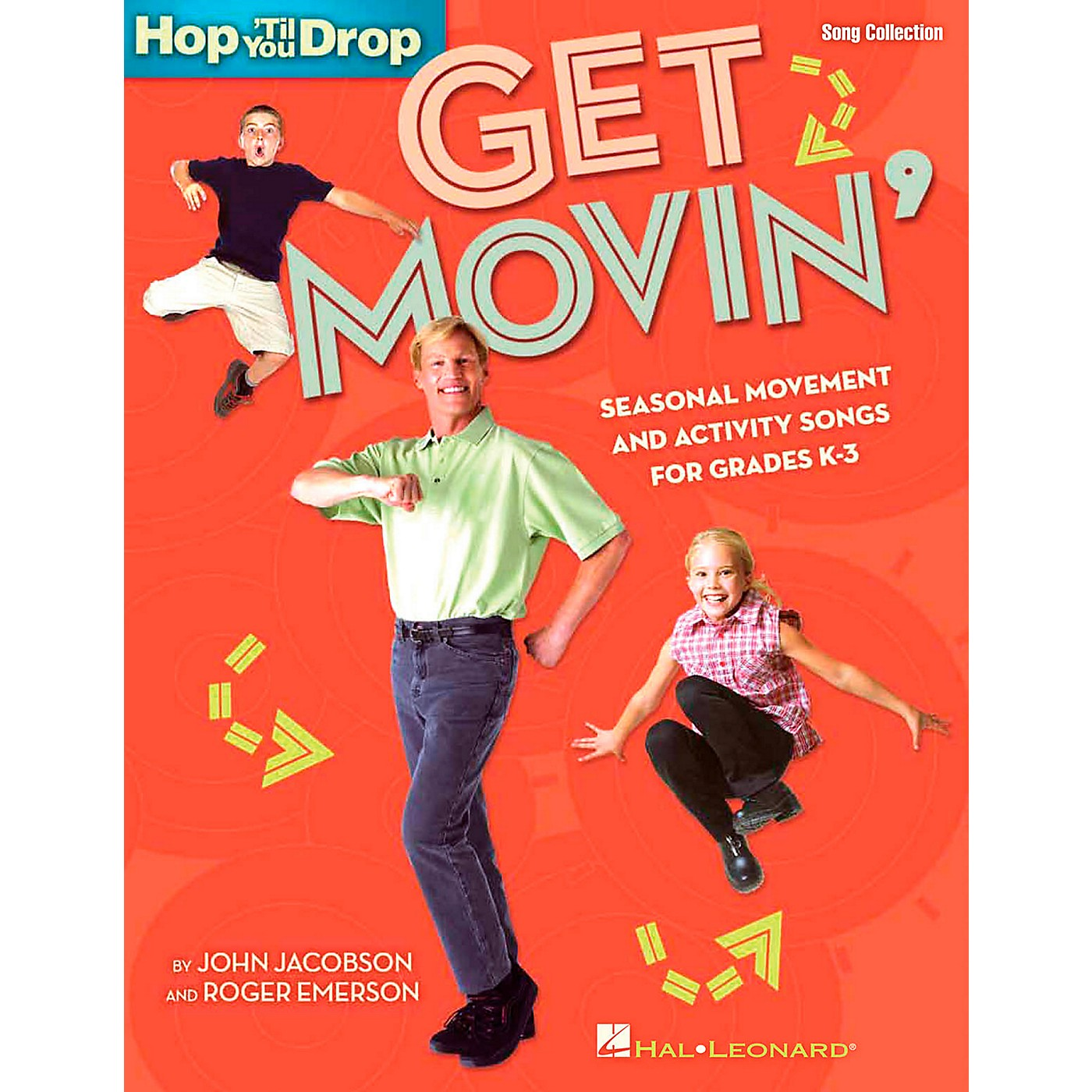 Hal Leonard Get Movin' Seasonal Movement and Activity Songs for Grades K-3 thumbnail