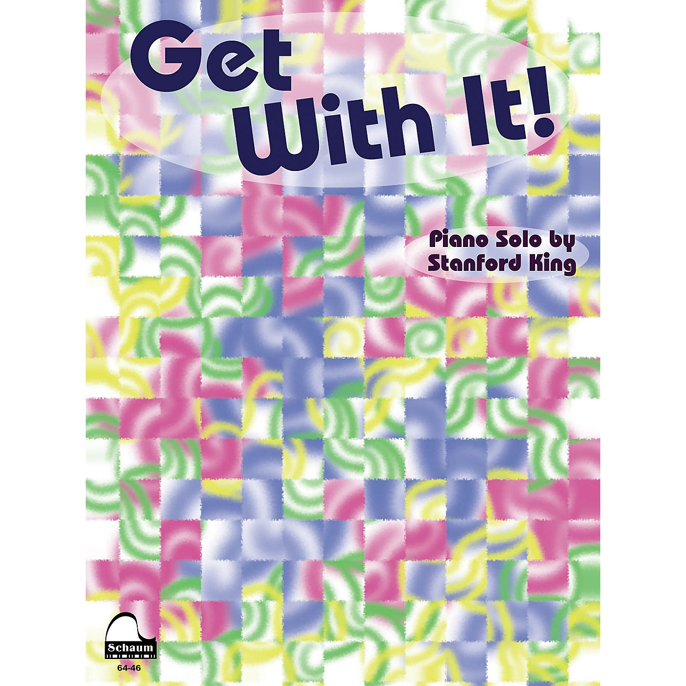 SCHAUM Get With It! Educational Piano Series Softcover thumbnail