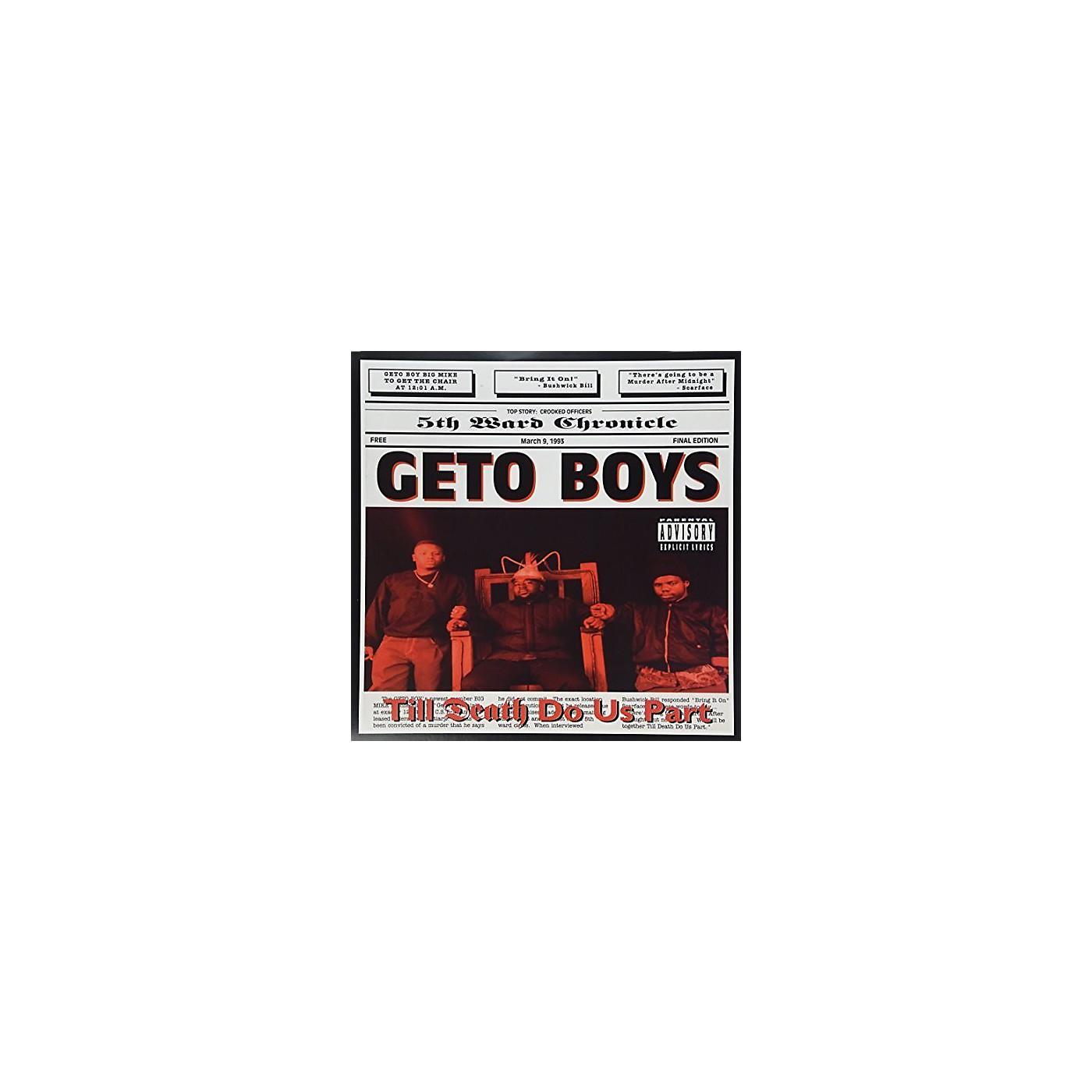 Alliance Geto Boys - Til Death Do Us Part thumbnail