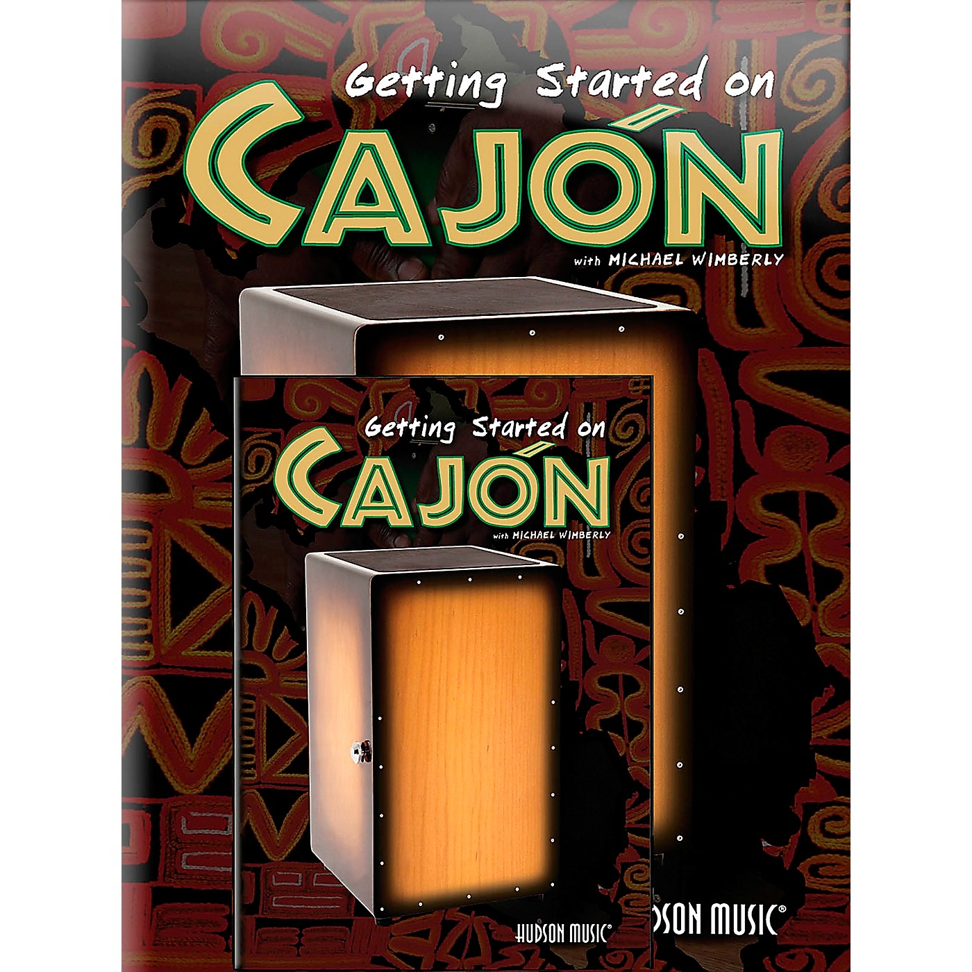 Hal Leonard Getting Started On Cajon (Book/DVD) thumbnail