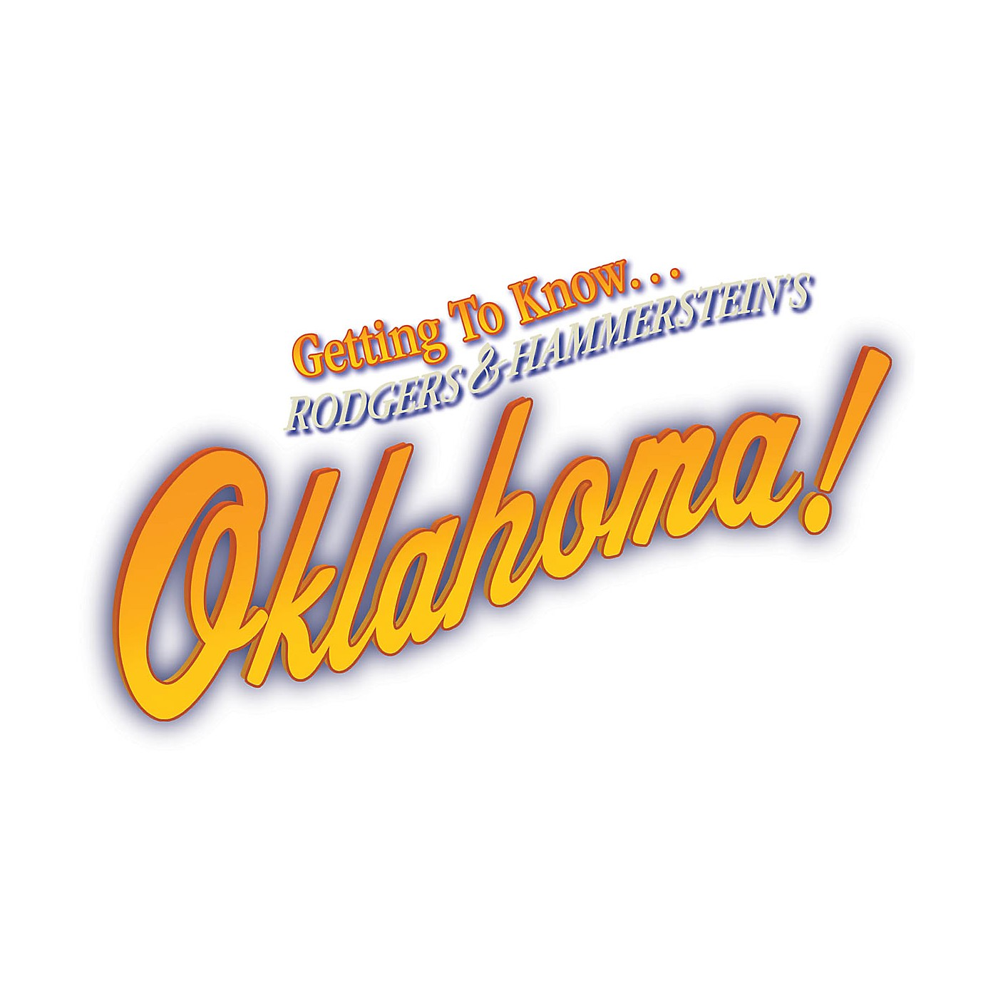 Hal Leonard Getting To Know... Oklahoma (Perusal Pack) composed by Richard Rodgers thumbnail
