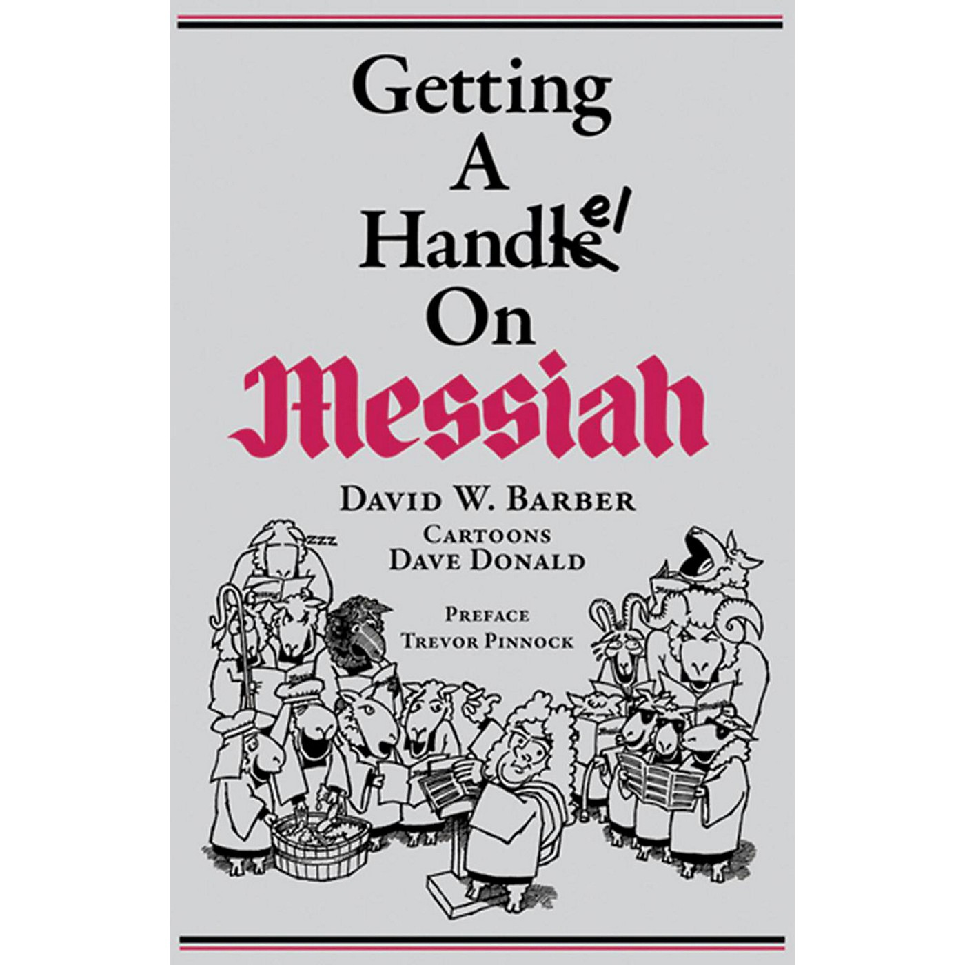 Alfred Getting a Handel on Messiah Book thumbnail