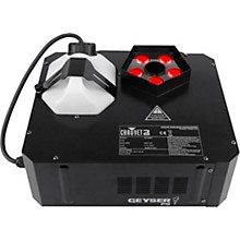 CHAUVET DJ Geyser P5 Compact Vertical Fog Machine with RGBA+UV LEDs and Wireless Remote