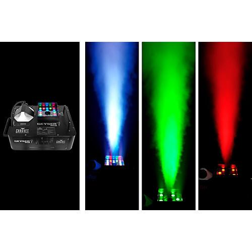 CHAUVET DJ Geyser RGB Fogger Effect thumbnail