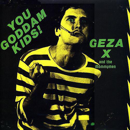 Alliance Geza X - You Goddam Kids! thumbnail