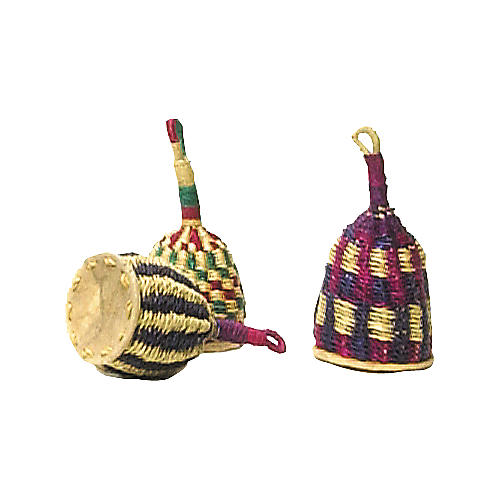 Overseas Connection Ghana Traditional Caxixi Rattle thumbnail