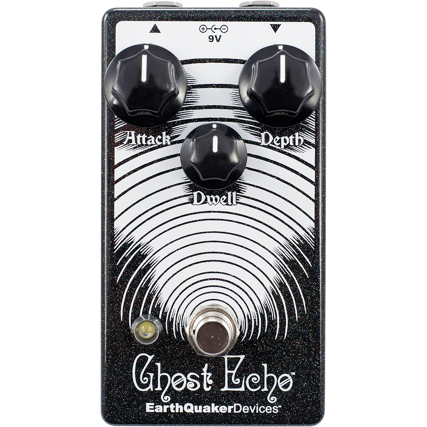 EarthQuaker Devices Ghost Echo Reverb V3 Guitar Effects Pedal thumbnail