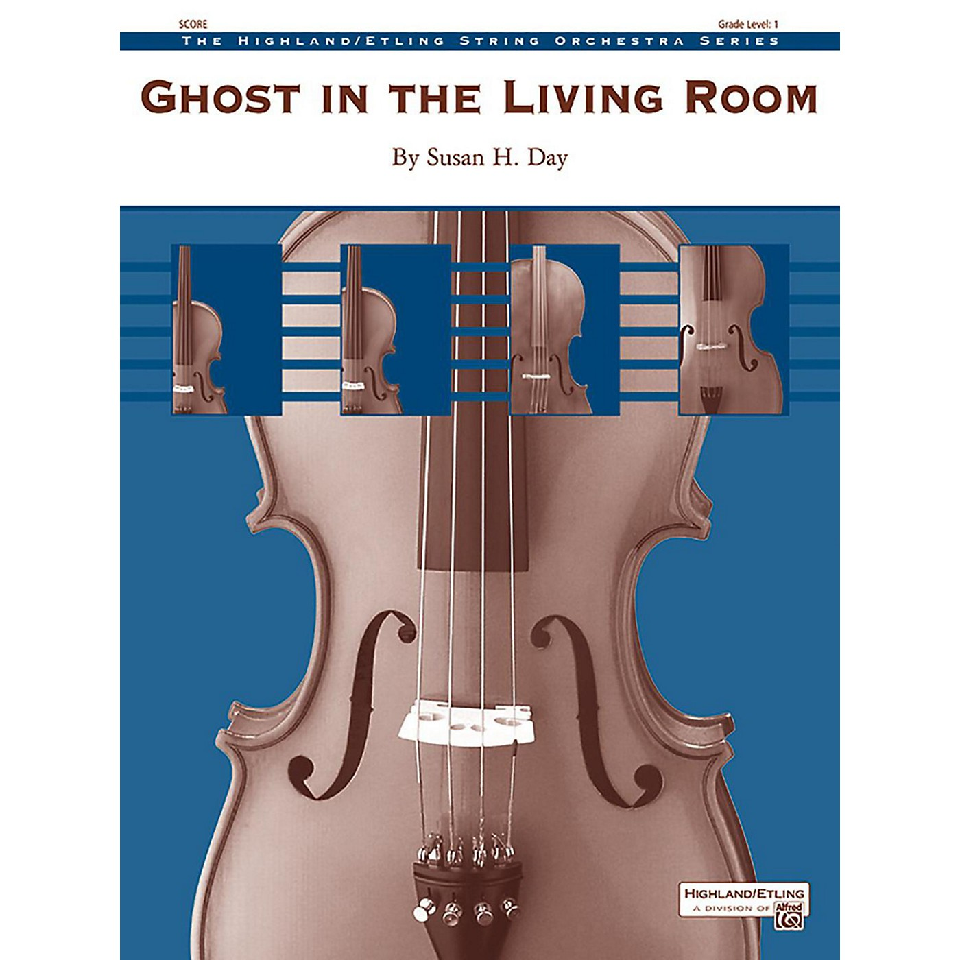 Alfred Ghost in the Living Room 1 thumbnail
