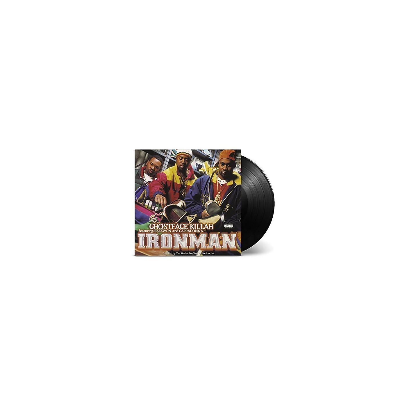 Alliance Ghostface Killah - Ironman thumbnail