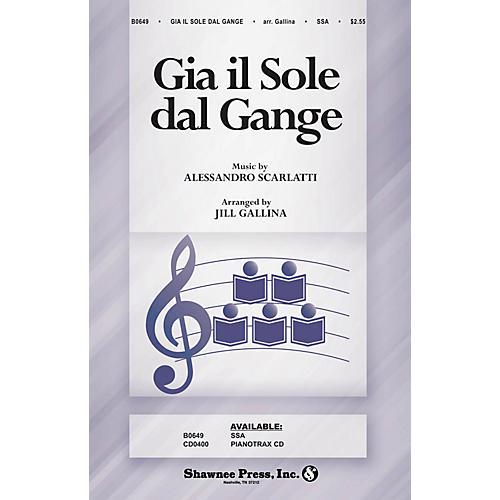 Shawnee Press Gia il Sole dal Gange (Classics for Children Series) SSA arranged by Jill Gallina thumbnail