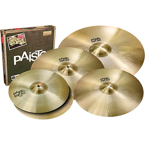 Paiste Giant Beat Big Sound Cymbal Set thumbnail