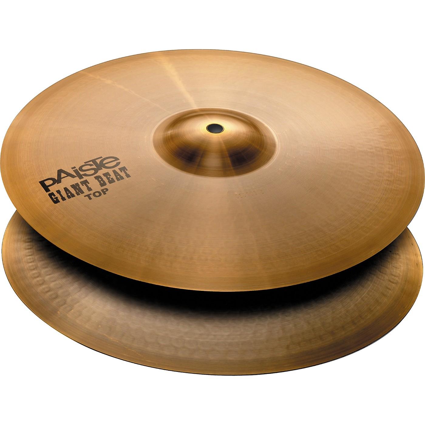 Paiste Giant Beat Hi-Hats thumbnail