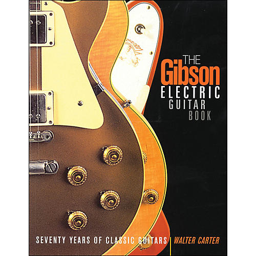 Backbeat Books Gibson Electric Guitar Book thumbnail