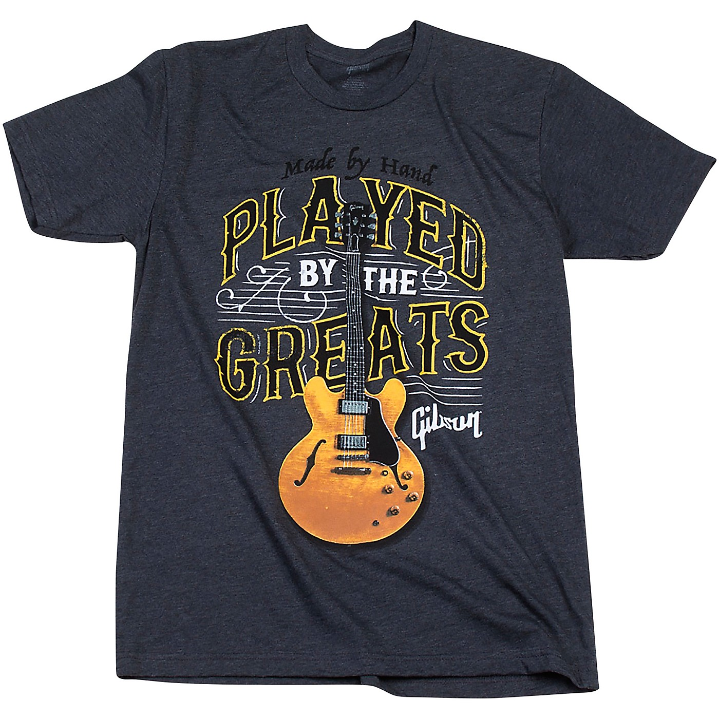Gibson Gibson Played By The Greats Vintage T-Shirt thumbnail