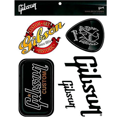 Gibson Gibson Sticker Pack thumbnail