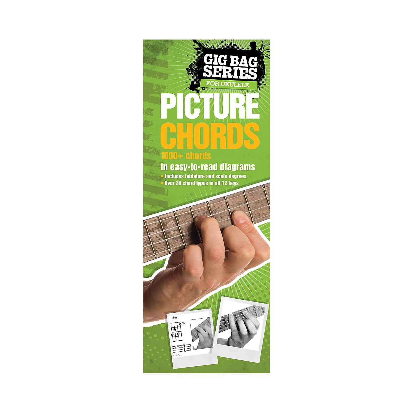 Music Sales Gig Bag Series for Ukulele - Picture Chords Music Sales America Series Written by Various thumbnail