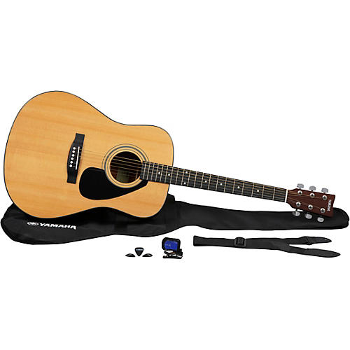 Yamaha GigMaker Deluxe Acoustic Guitar Pack thumbnail