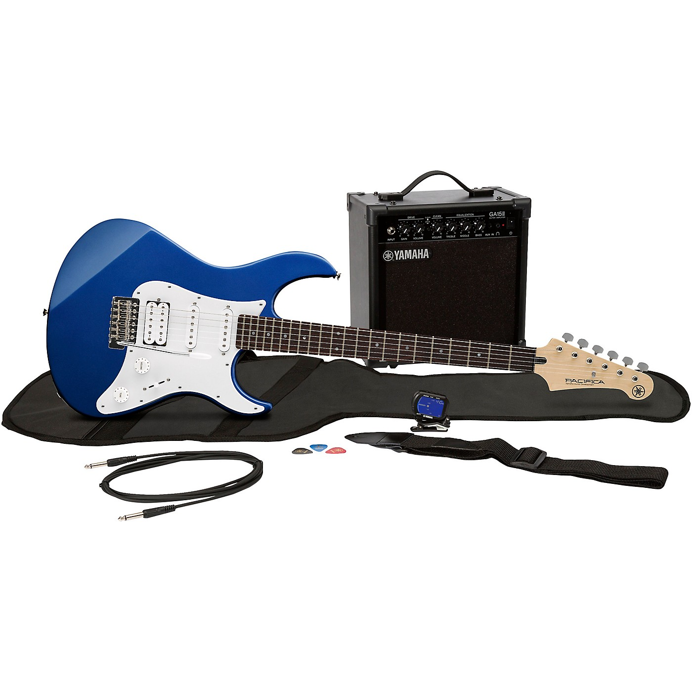 Yamaha GigMaker EG Electric Guitar Pack thumbnail