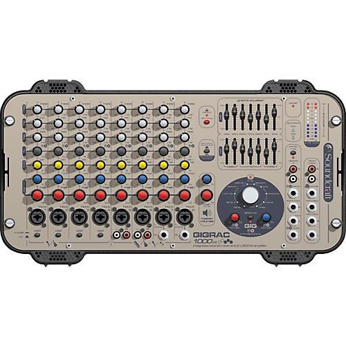 Soundcraft GigRac 1000st Powered Mixer thumbnail